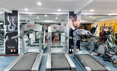 GYM & FITNESS CENTER Geneve Mexico City Hotel in Mexico City