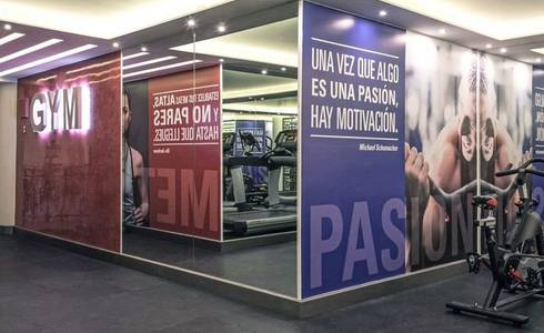 GYM/FITNESS CENTRE Francia Aguascalientes Hotel in Aguascalientes