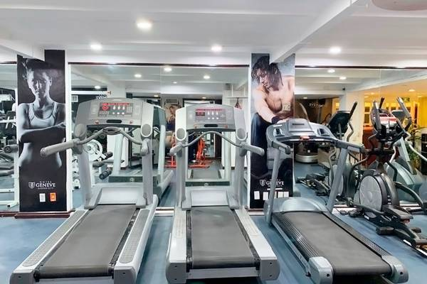 Gym & fitness center geneve mexico city hotel