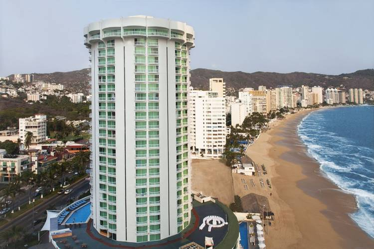 Outdoors calinda beach acapulco hotel