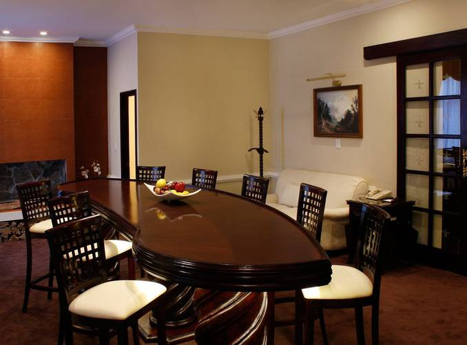 Suite geneve mexico city hotel