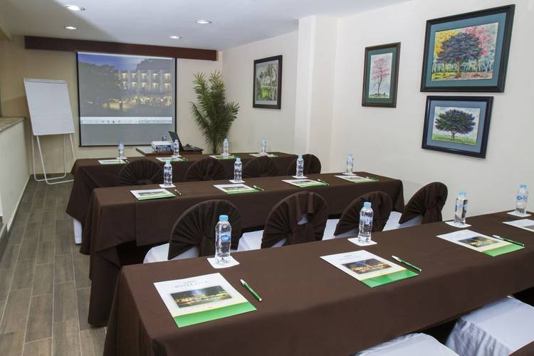 Carreta meeting room viva villahermosa hotel