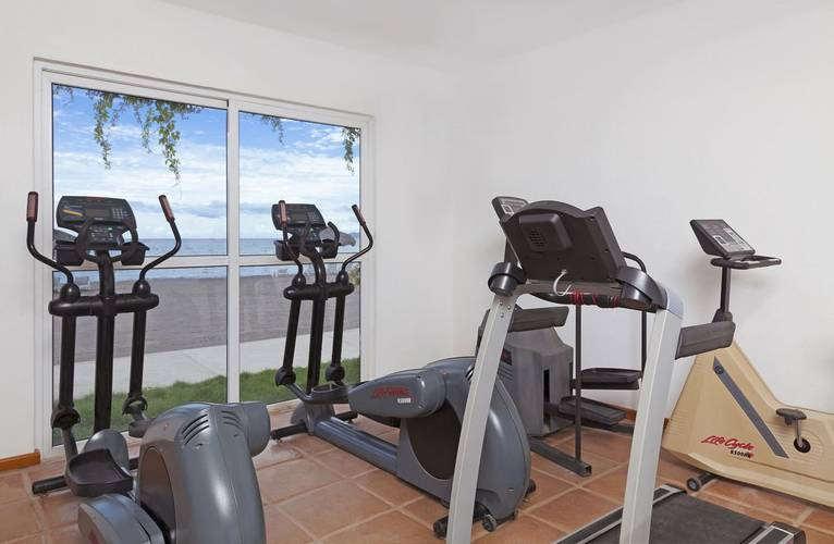 Gym loreto bay golf resort & spa at baja hotel loreto, b.c.s.