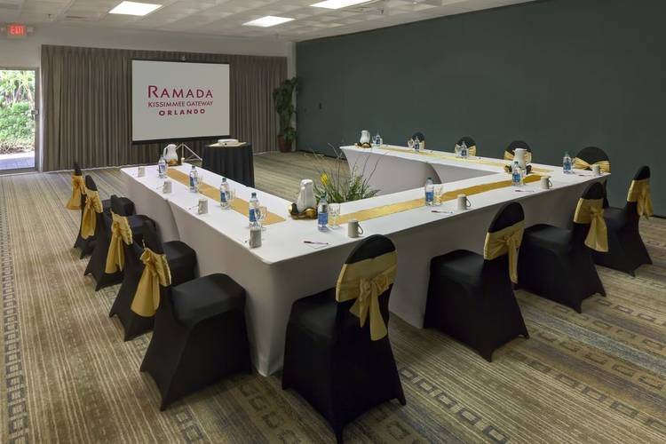 Meeting room Ramada Gateway Orlando Hotel Kissimmee, Orlando