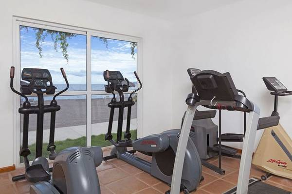 Gimnasio hotel loreto bay golf resort & spa at baja loreto, b.c.s.
