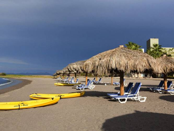 Palapa loreto bay golf resort & spa at baja hotel loreto, b.c.s.