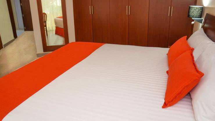 Junior suite viva villahermosa hotel