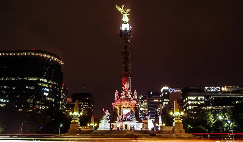 Independence angel geneve mexico city hotel