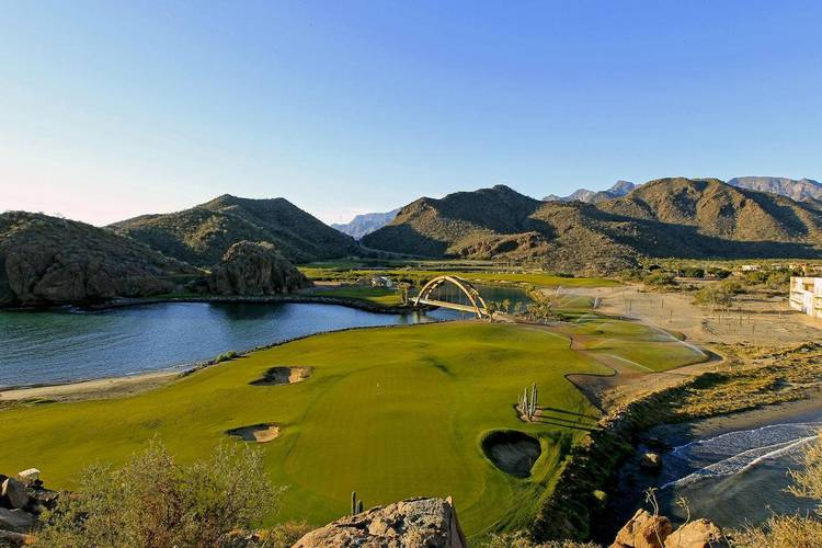 Outdoors loreto bay golf resort & spa at baja hotel loreto, b.c.s.