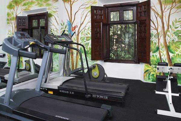 Fitness center racquet cuernavaca hotel